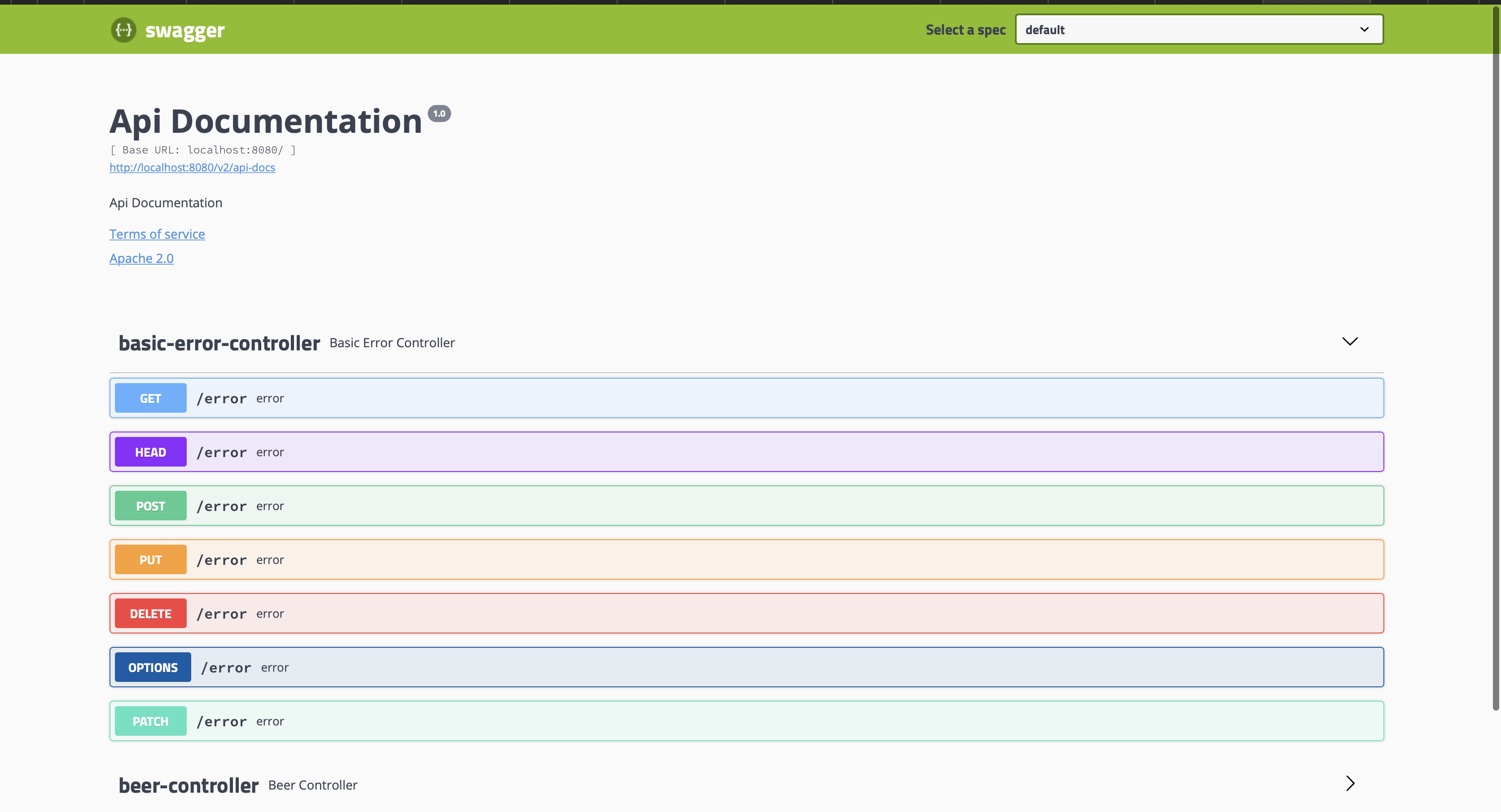 The lasted version supported for Swagger UI 3 x? · Issue