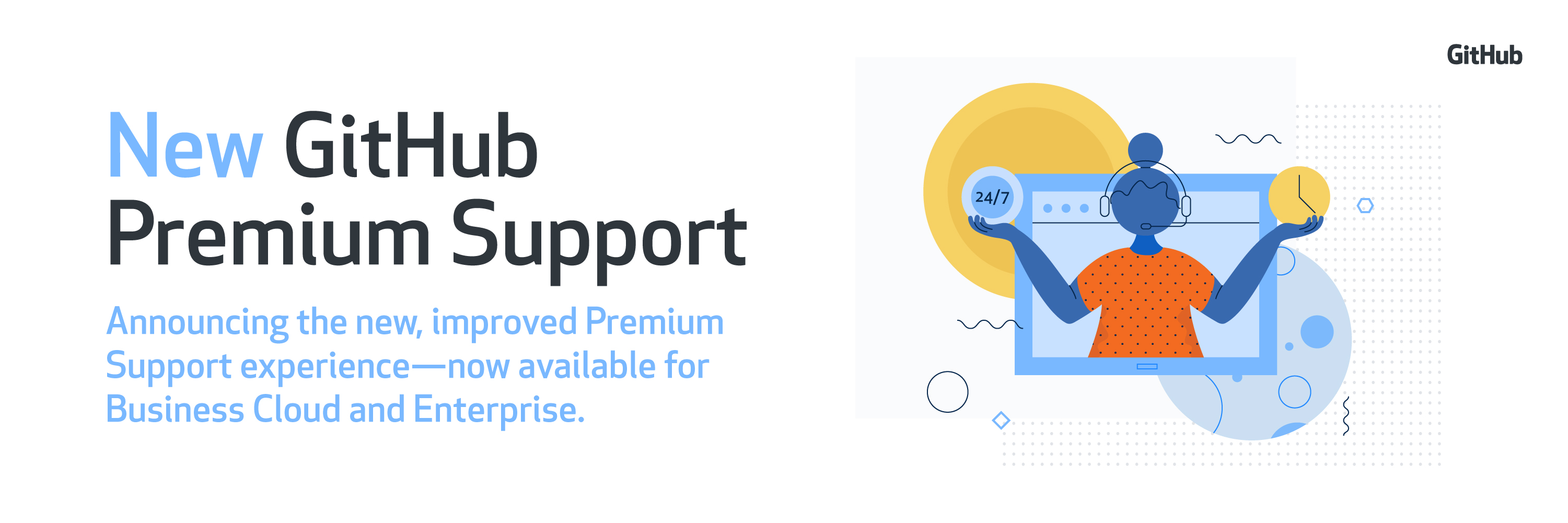 Introducing the new Premium Support