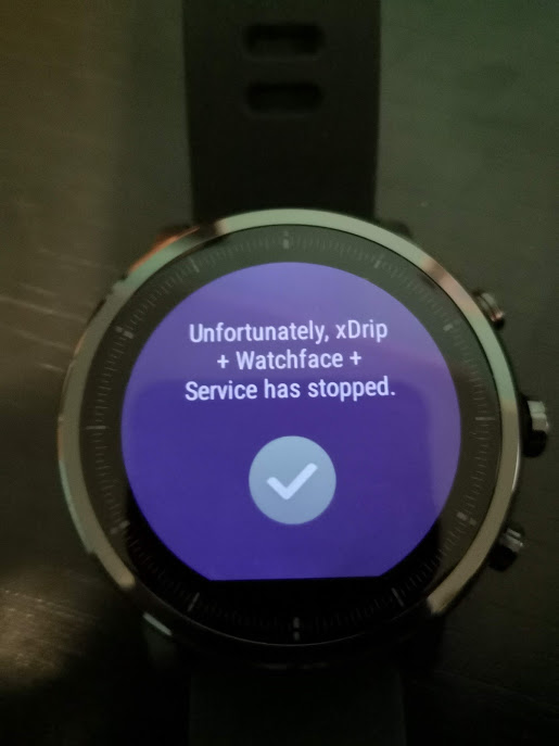 Developers - Feature Request: Smart Watch integration for