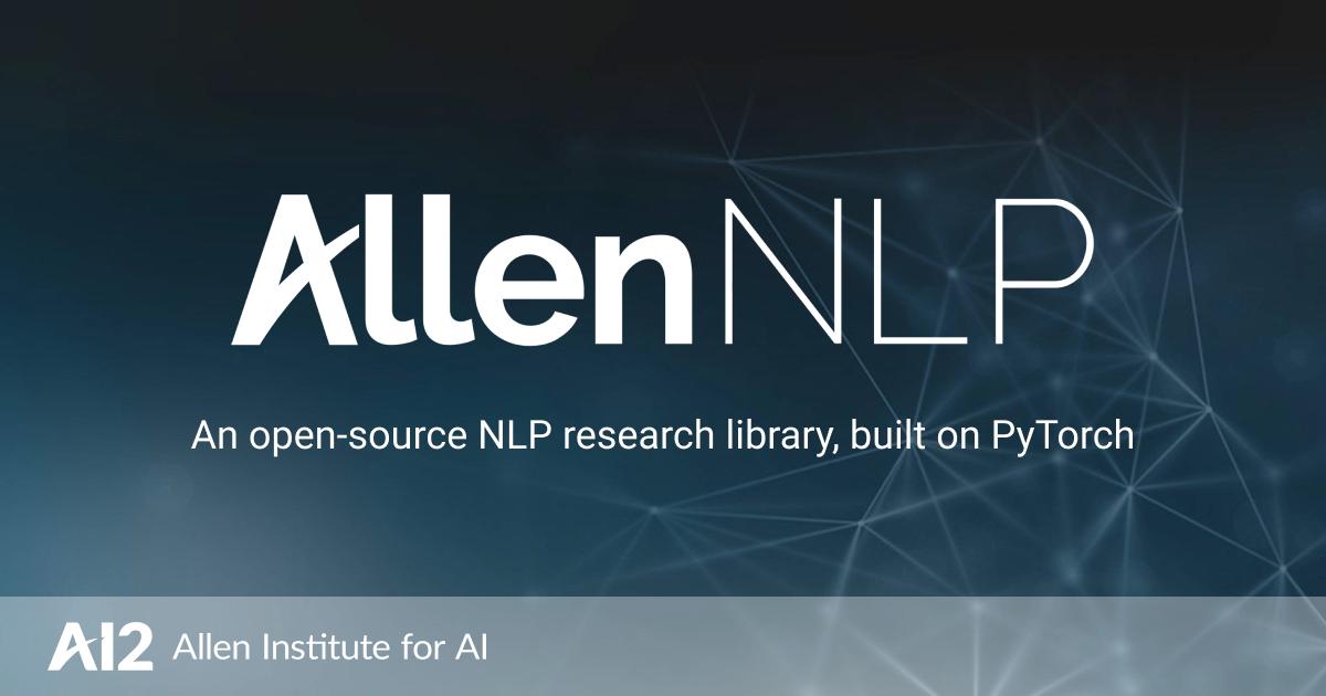 OG Image for AllenNLP website