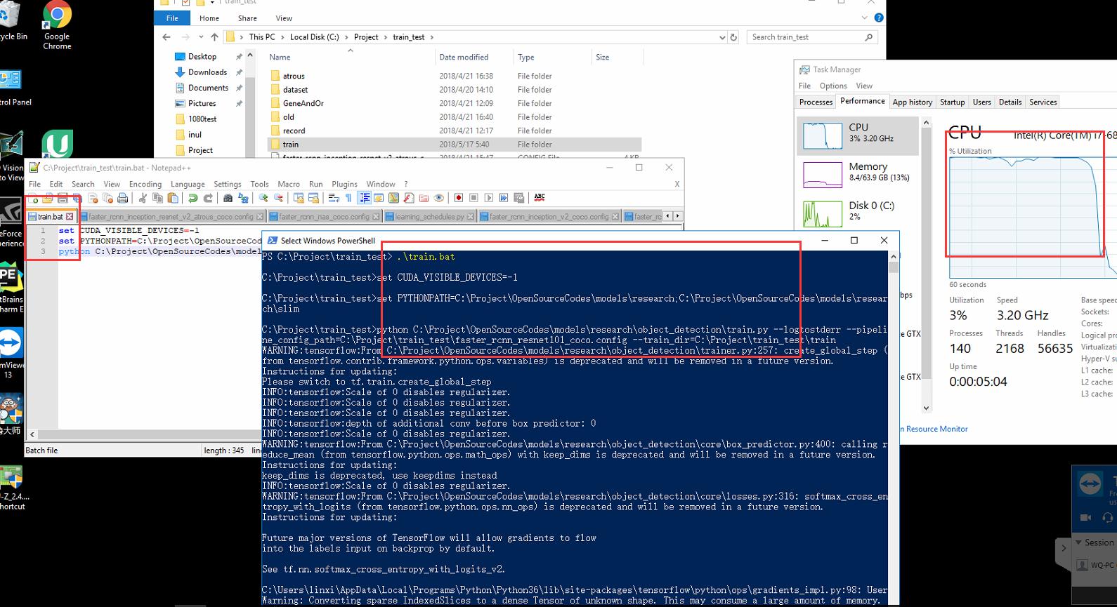 Tensorflow-gpu utilize only CPU · Issue #4282 · tensorflow/models