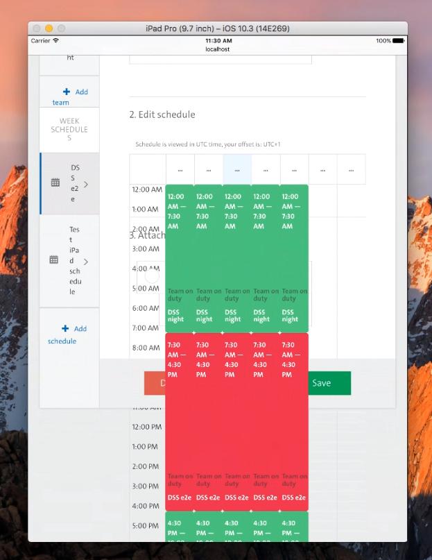 React Big Calendar.Rendering Issue With React Big Calendar On Ipad Safari V10 3 Issue