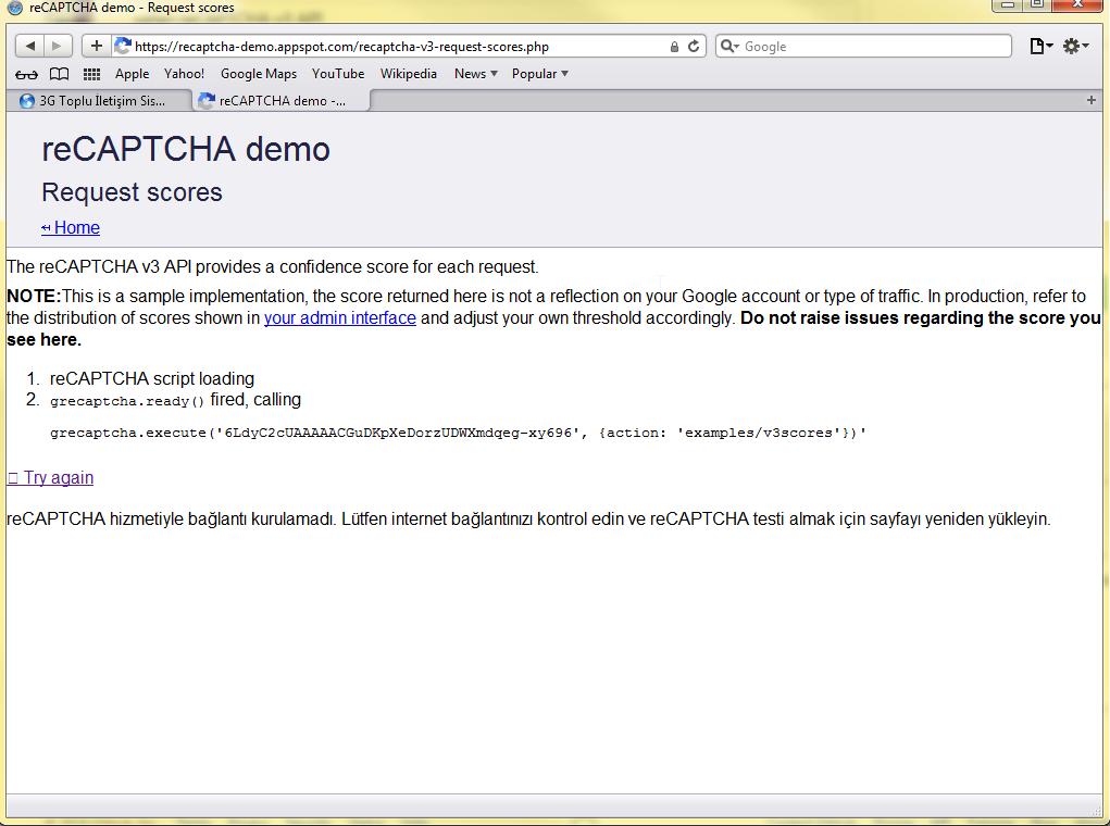 safari reCAPTCHA v3 API · Issue #292 · google/recaptcha · GitHub