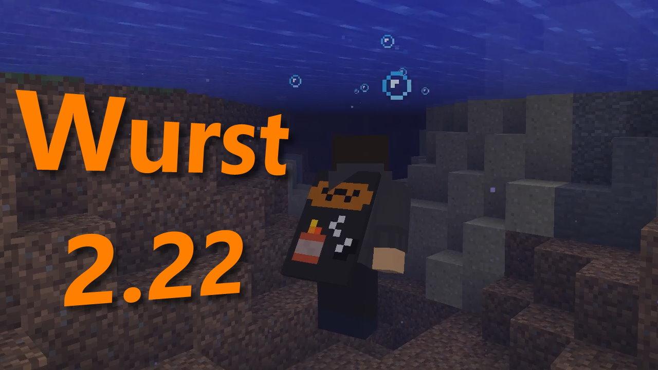 Wurst v2.22 MC