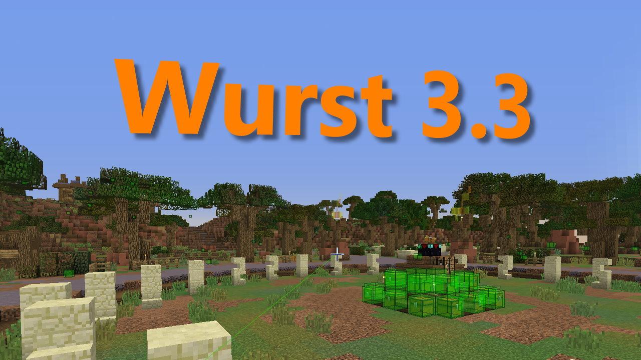 Wurst 3.3 - Better YesCheat+, New Bypasses & More