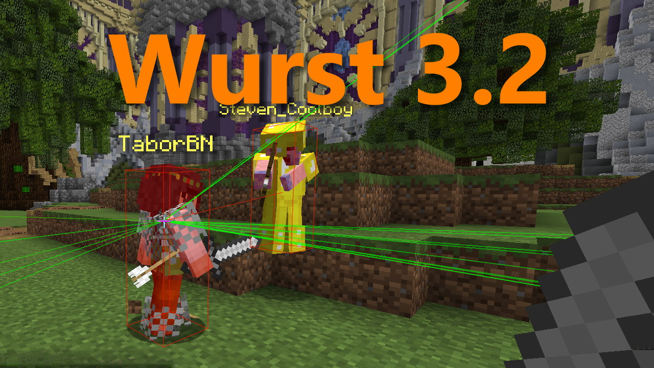 Wurst v3.2 MC