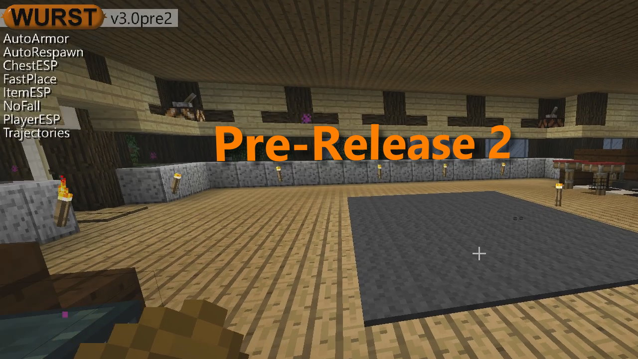 Wurst 3.0pre2 - Lots of Bugfixes