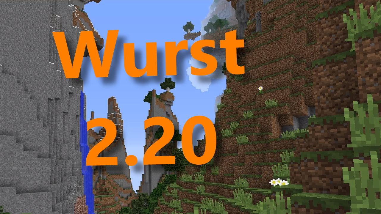 Wurst v2.20.1 MC