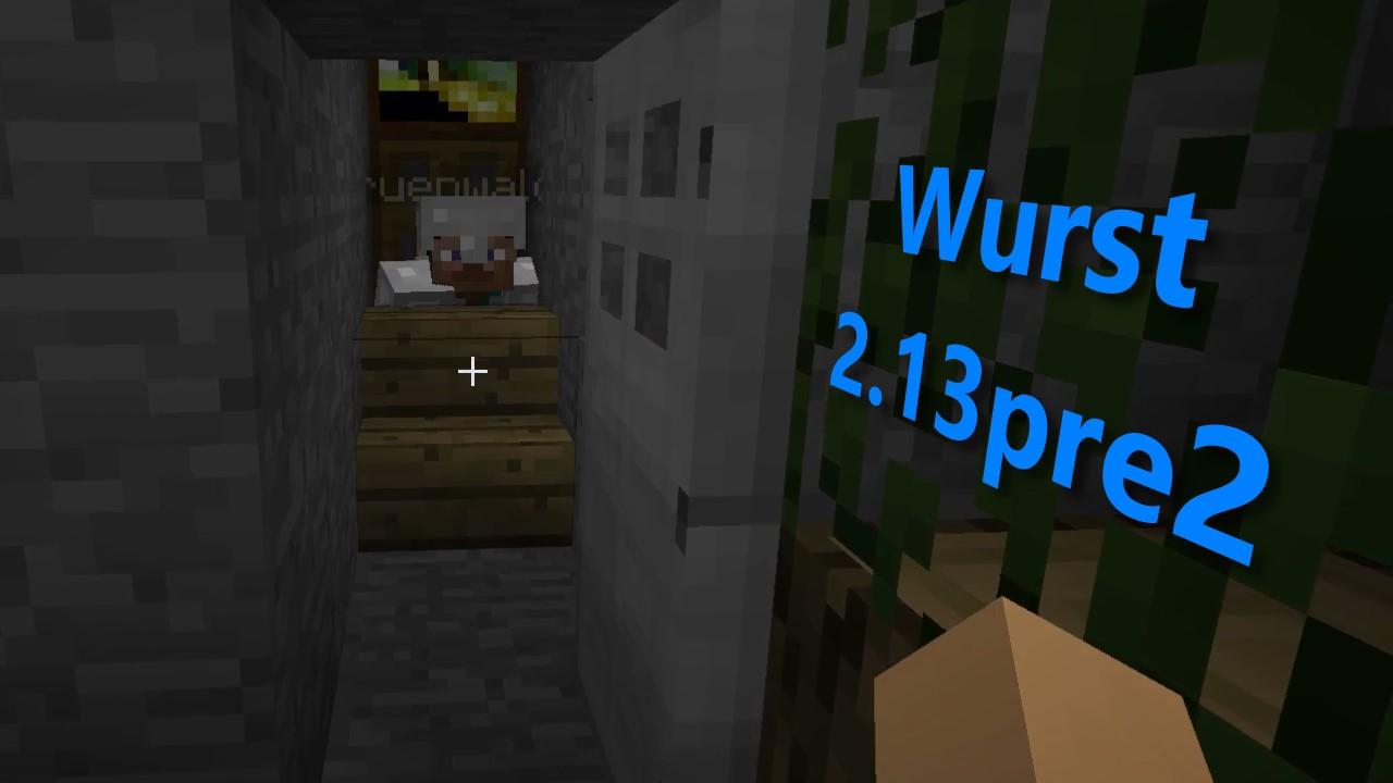 Wurst v2.13pre2 MC