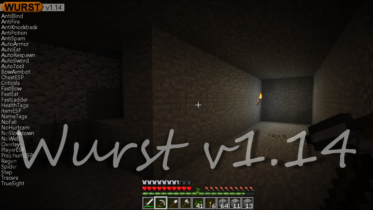 Wurst v1.14 MC