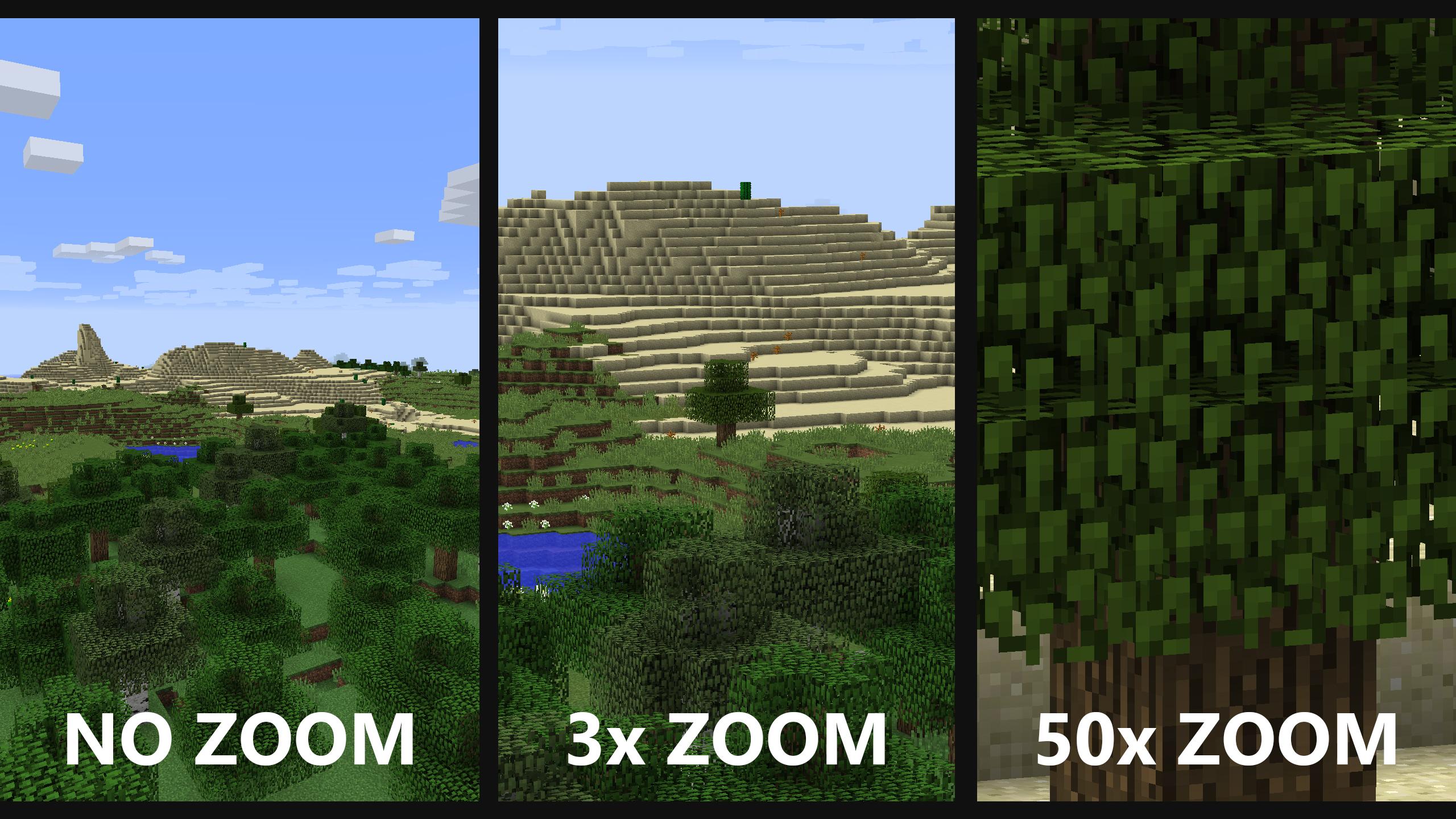 zoom comparison