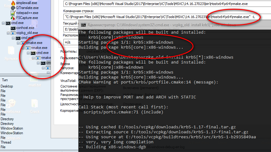 VCPKG_TARGET_ARCHITECTURE no working · Issue #5986 · microsoft/vcpkg