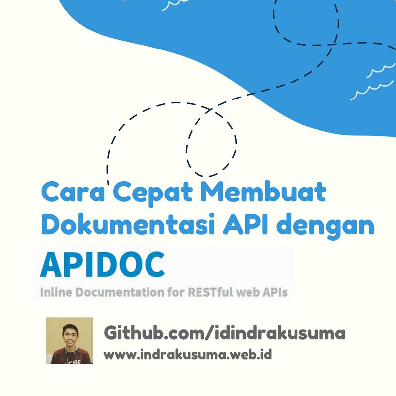 Cara Cepat Membuat Dokumentasi API dengan APIDOCjs