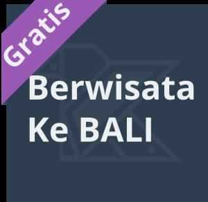 Jalan-Jalan ke Bali Gratis