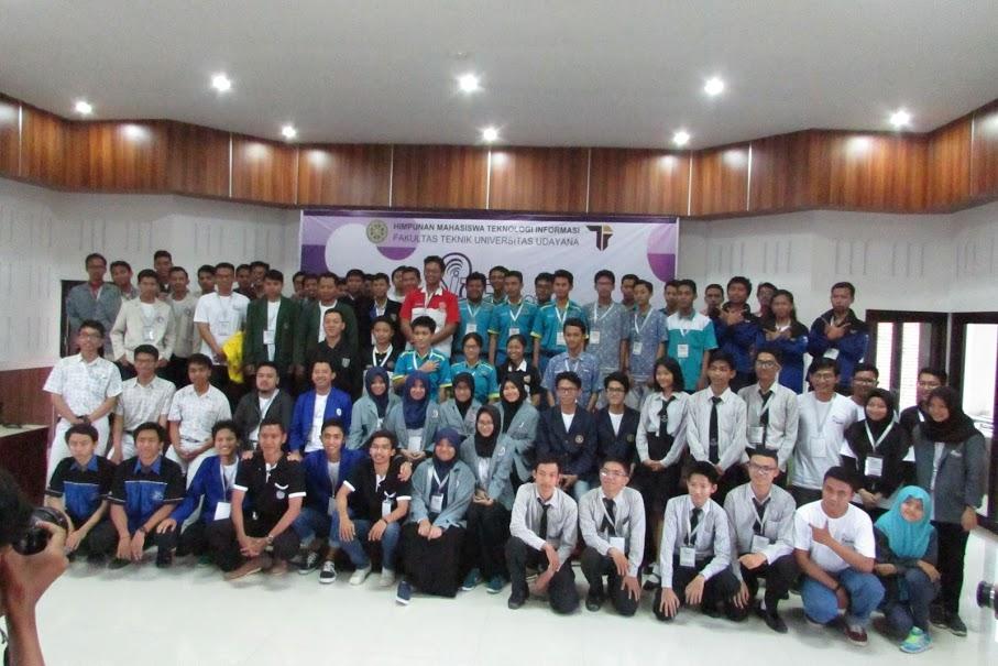 Foto Bersama Peserta ITCC Udayana, Bali