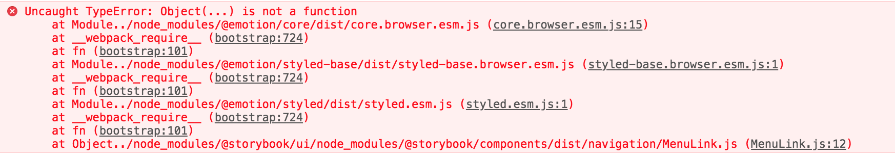 Storybook 4 not compatible with react 15 · Issue #4191