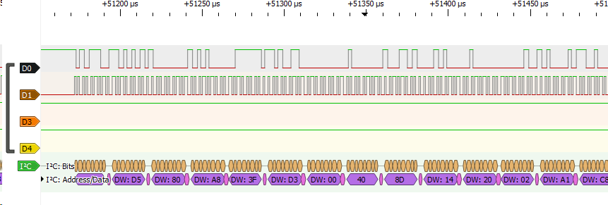 BUG] I2C OLED not working on LPC1768 · Issue #13257