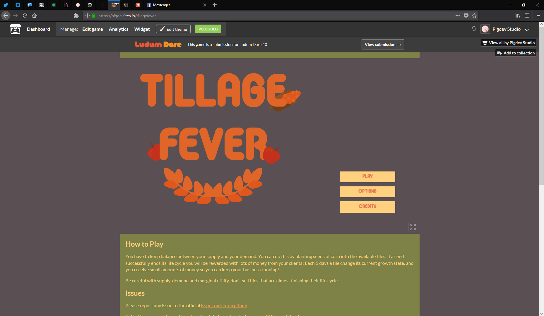 HTML export with strange color profile on Firefox · Issue #13985