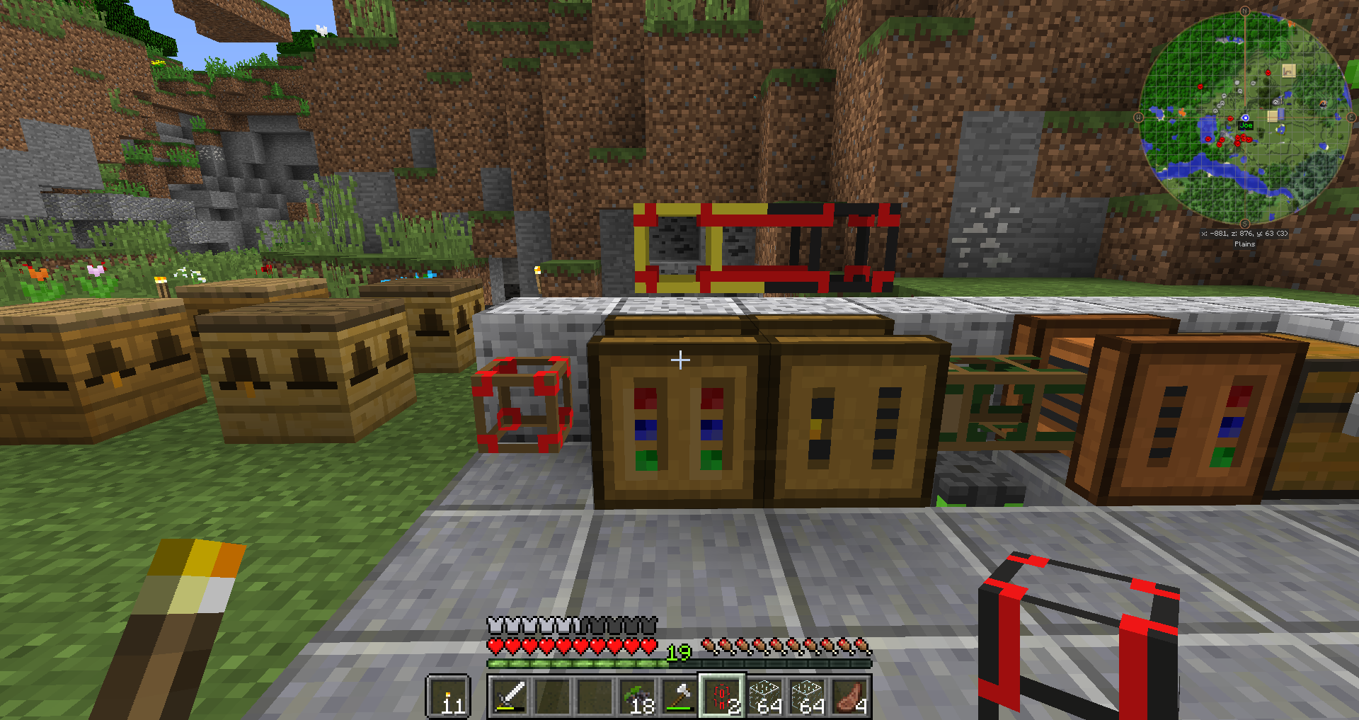 Energy generation not working with Forestry · Issue #3808