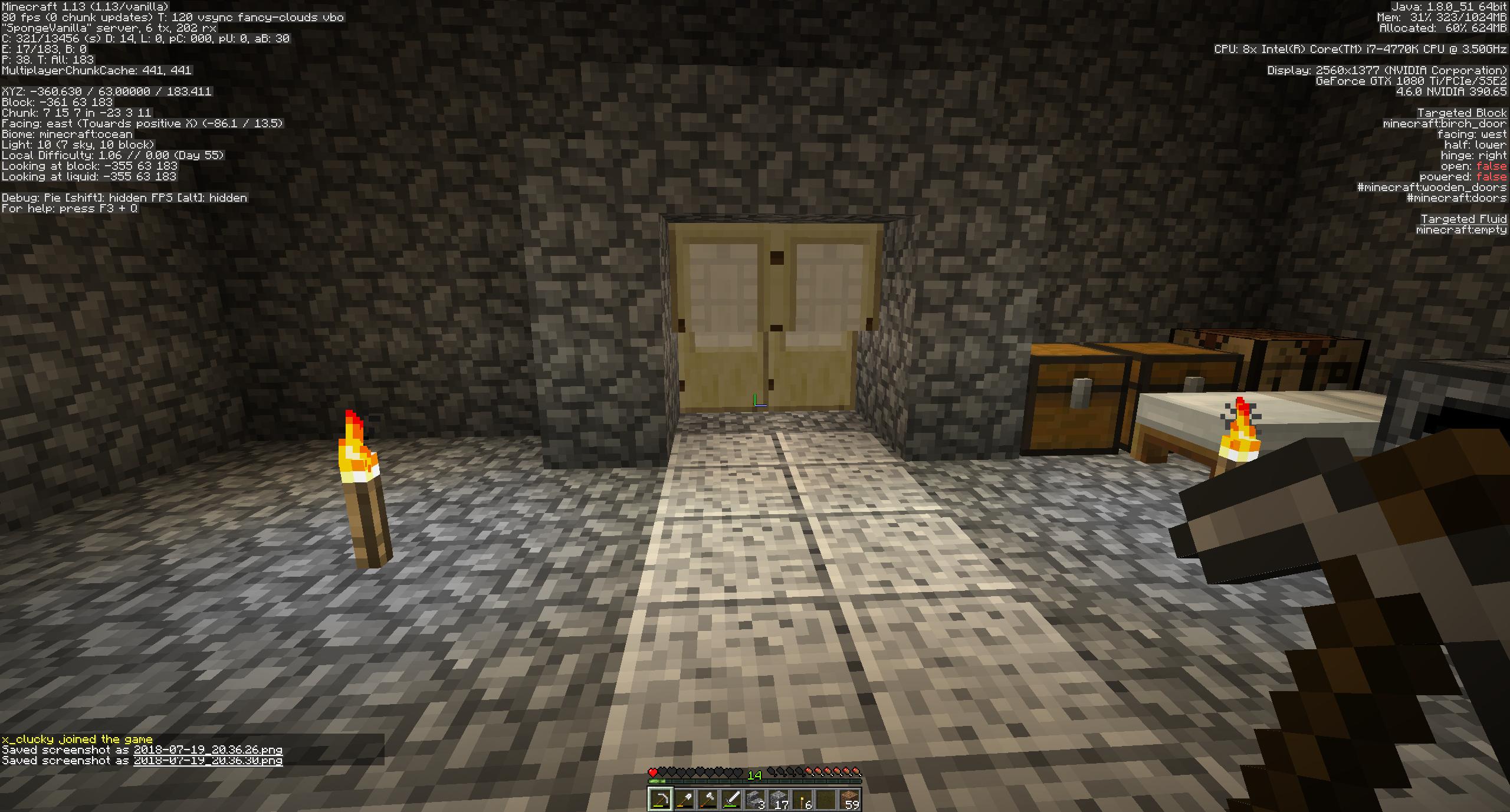 Door Top Block Has Incorrect Facing · Issue #885