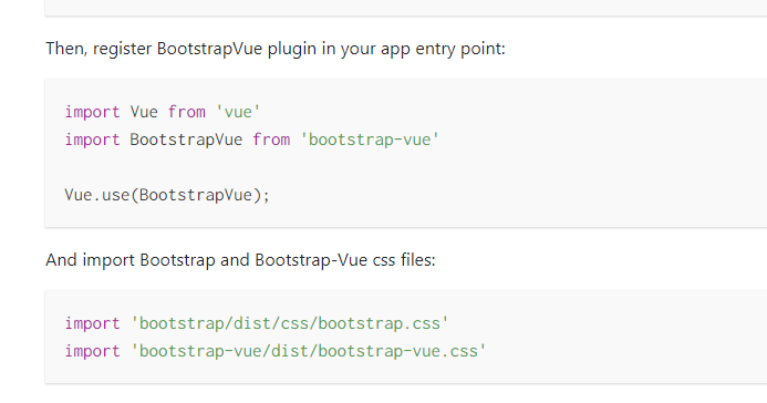 BootstrapVue用于Vue js 2的Bootstrap 4组件库 - JavaScript开发