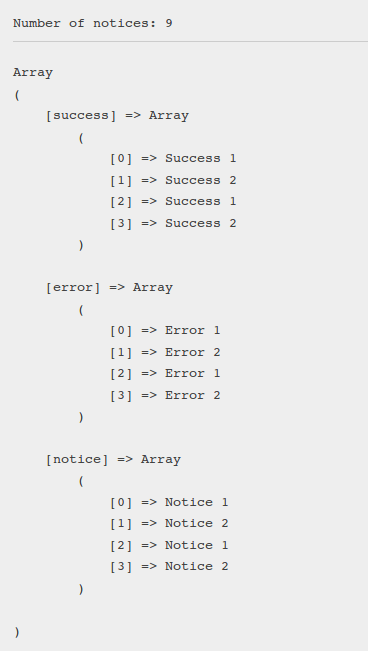 wc-notice-bug-output