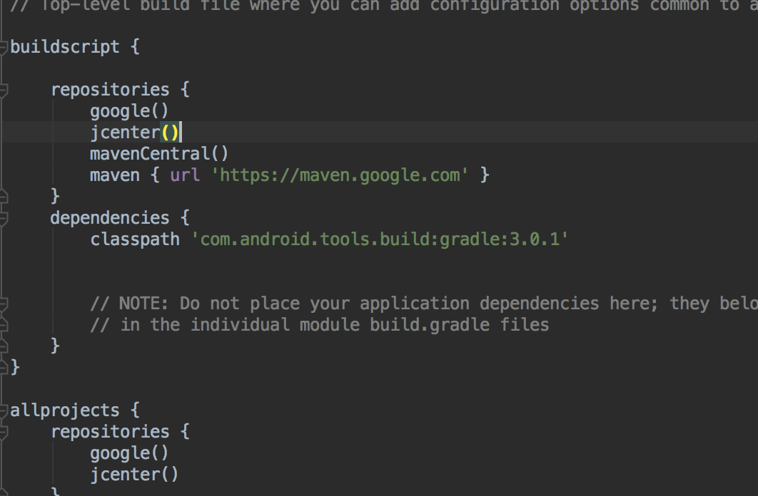 No cached version of com github bumptech glide:compiler:4 4