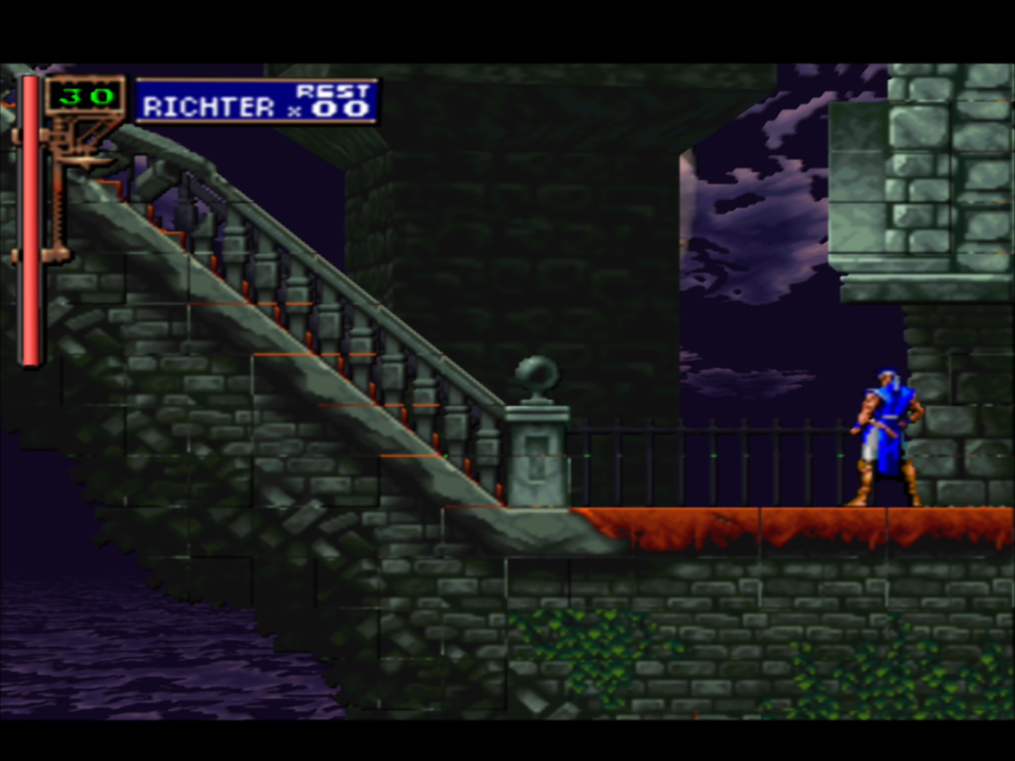 OpenGL] Castlevania Symphonia of the Night - Sprite Tiles