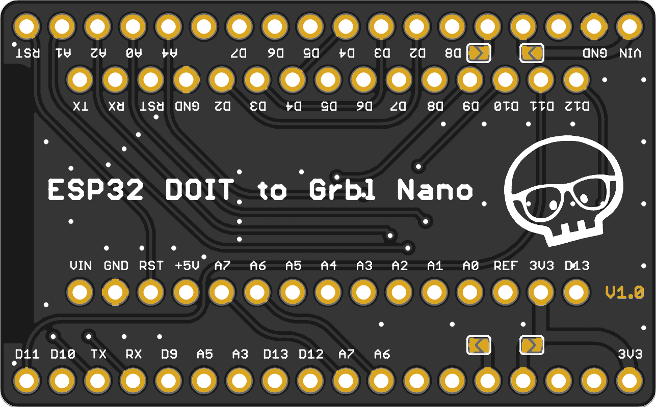 New Grbl_ESP32 PCB · Issue #12 · bdring/Grbl_Esp32 · GitHub