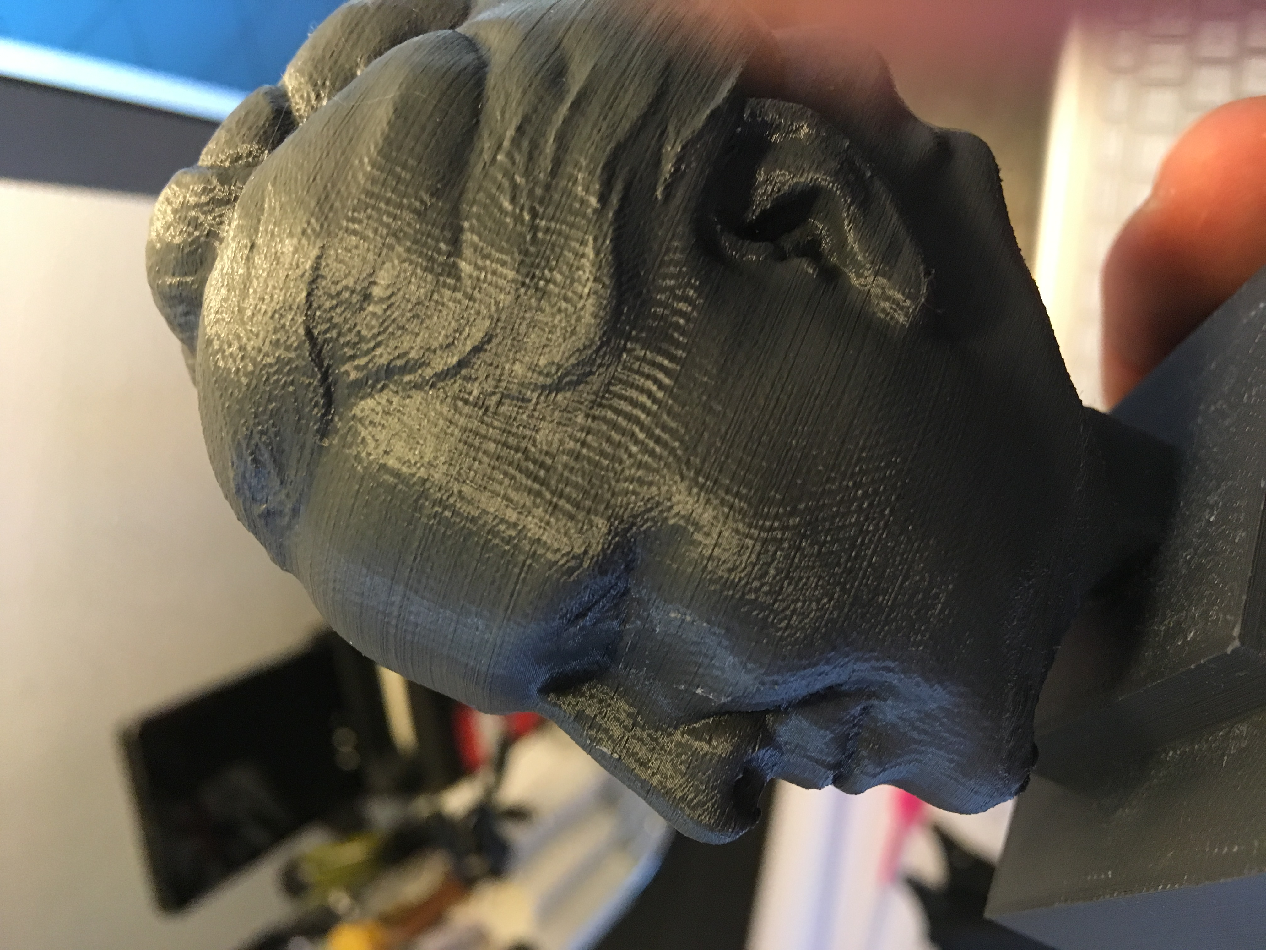 Constant vertical banding · Issue #428 · prusa3d/Prusa