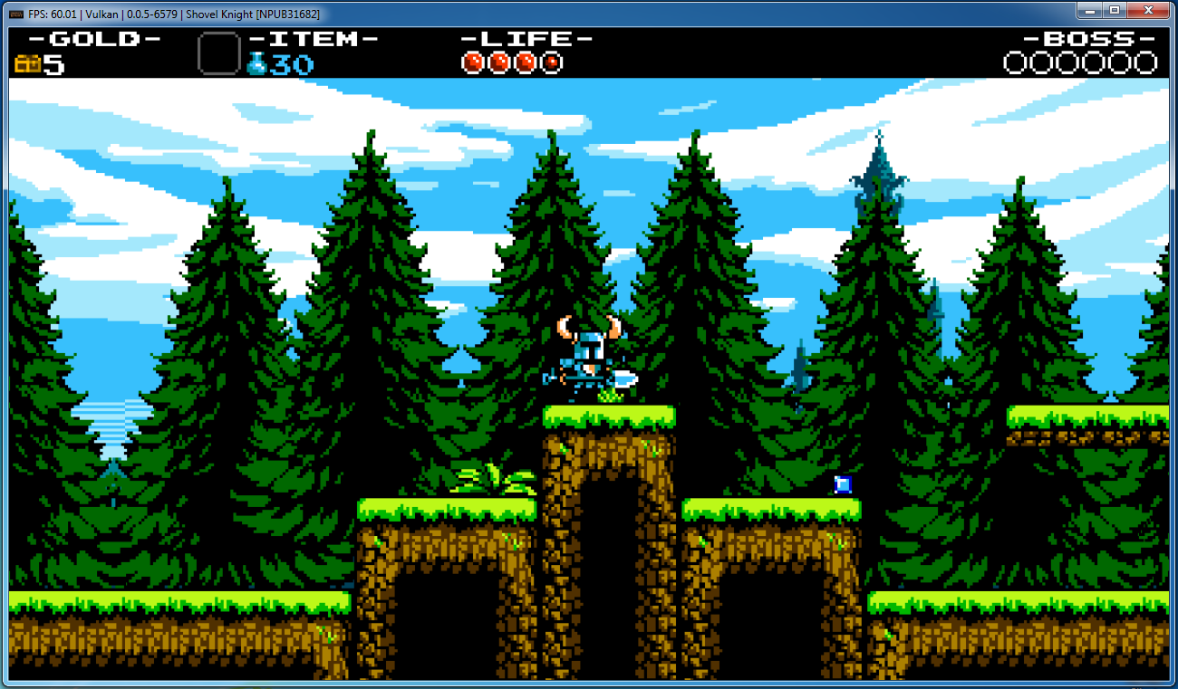 Shovel Knight: Treasure Trove white screen · Issue #4327 · RPCS3