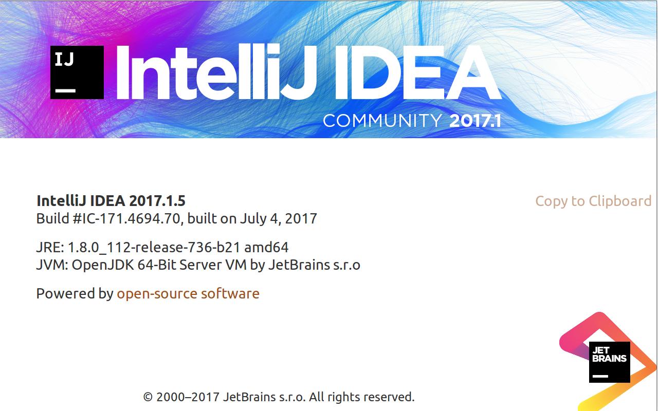 intellij idea 2017 activation code