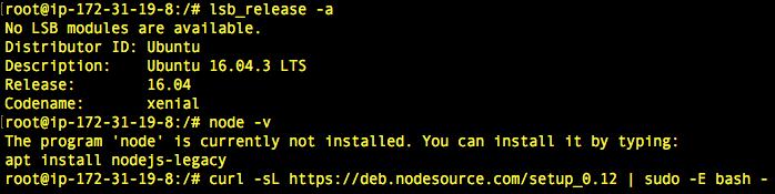 npm install stratum-pool - error code 128 - Ubuntu 16 04 03 · Issue