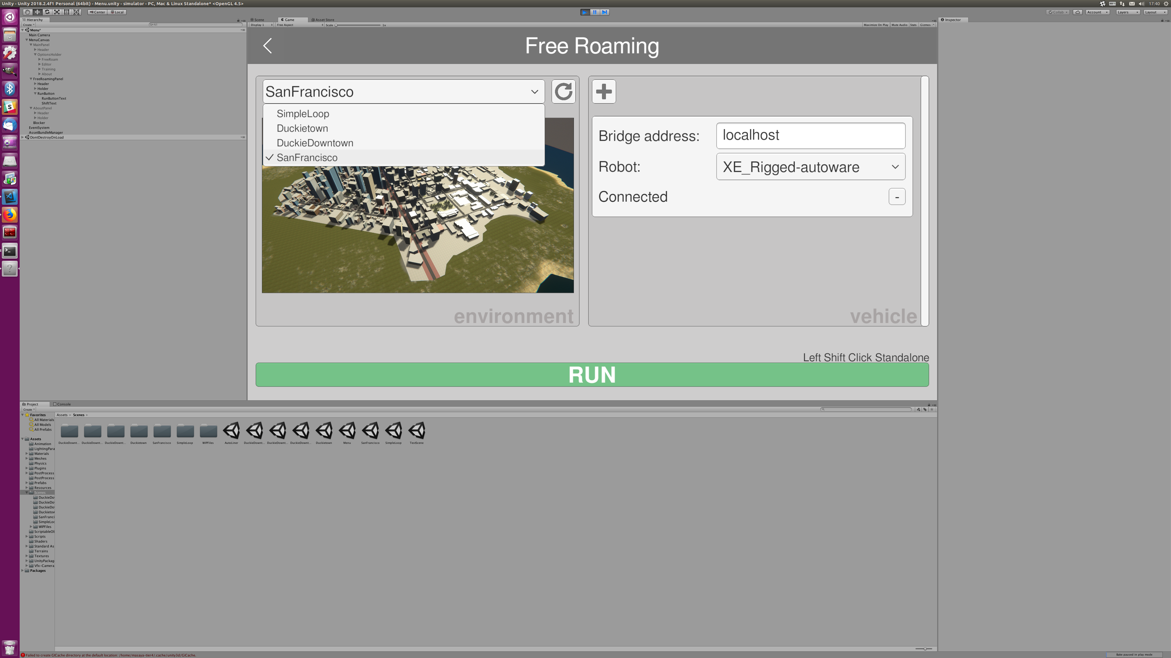 how to add new scenes?? · Issue #41 · lgsvl/simulator · GitHub