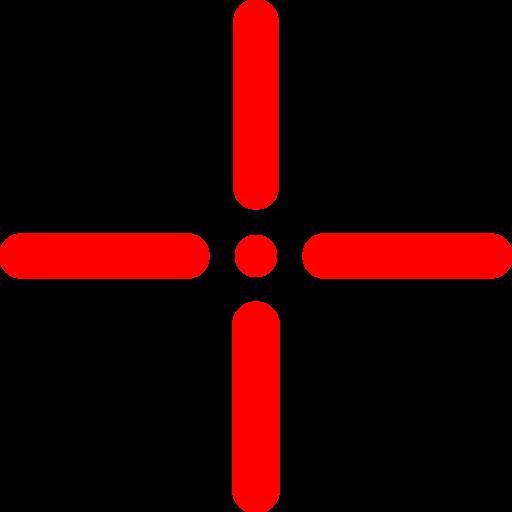 cross-shaped-target