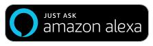 Just Ask Amazon Alexa Logo