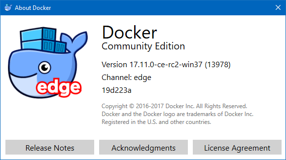 Docker failed to start on Windows 10 with Bitlocker policy