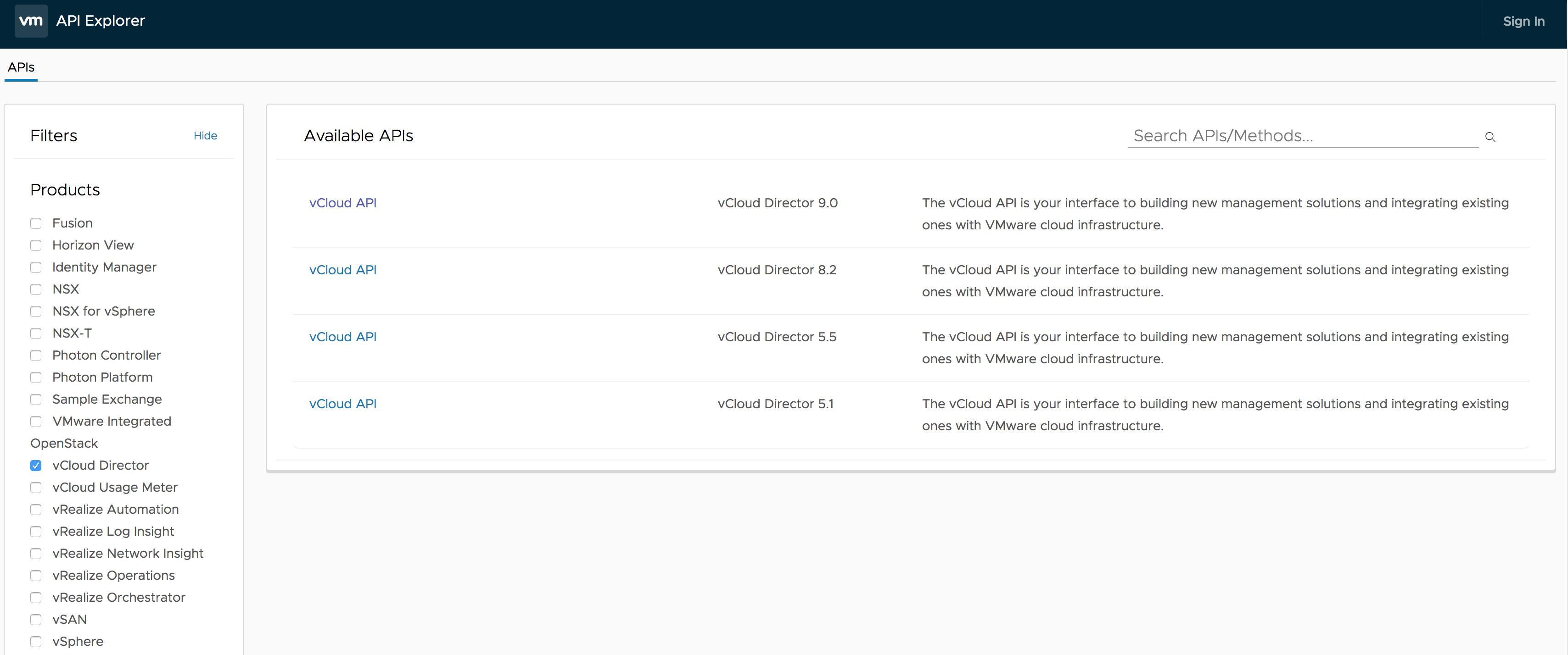 Add VMware vCloud Director · Issue #16 · vmware/platypus · GitHub