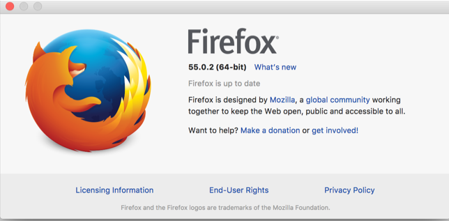 Selenium 3 4 0][Geckodriver v 0 18 0][Firefox] 55[Mac]Not able to