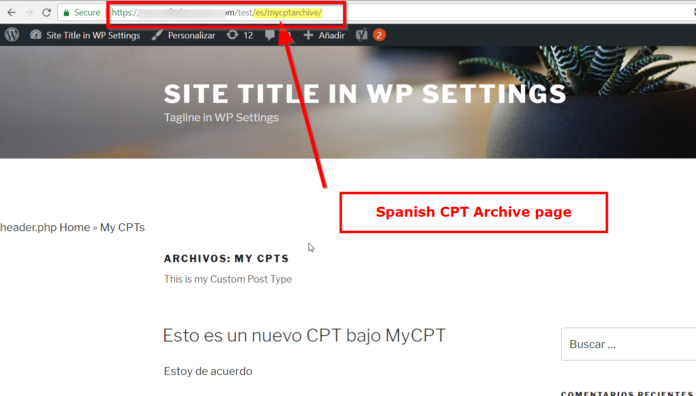 wpml translated archive pages for custom post types are not included