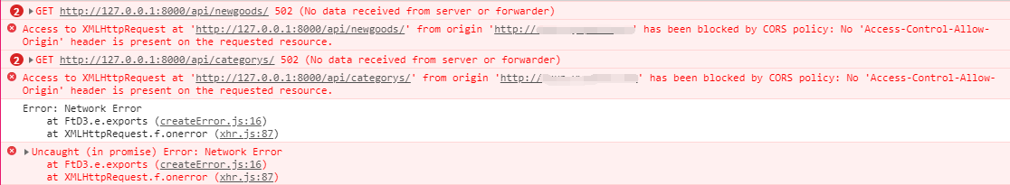 Access-Control-Allow-Origin' header missing in DRF · Issue #348
