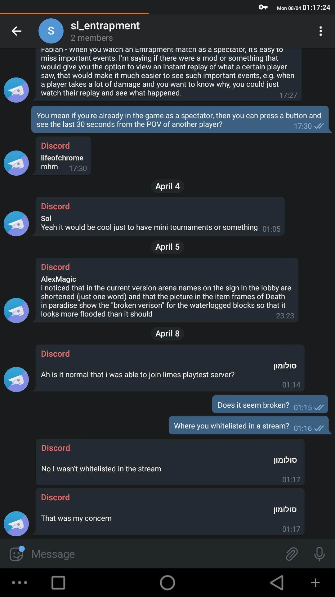 503 service unavailable fix discord