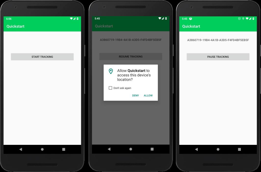 GitHub - hypertrack/quickstart-android: Quickstart app for