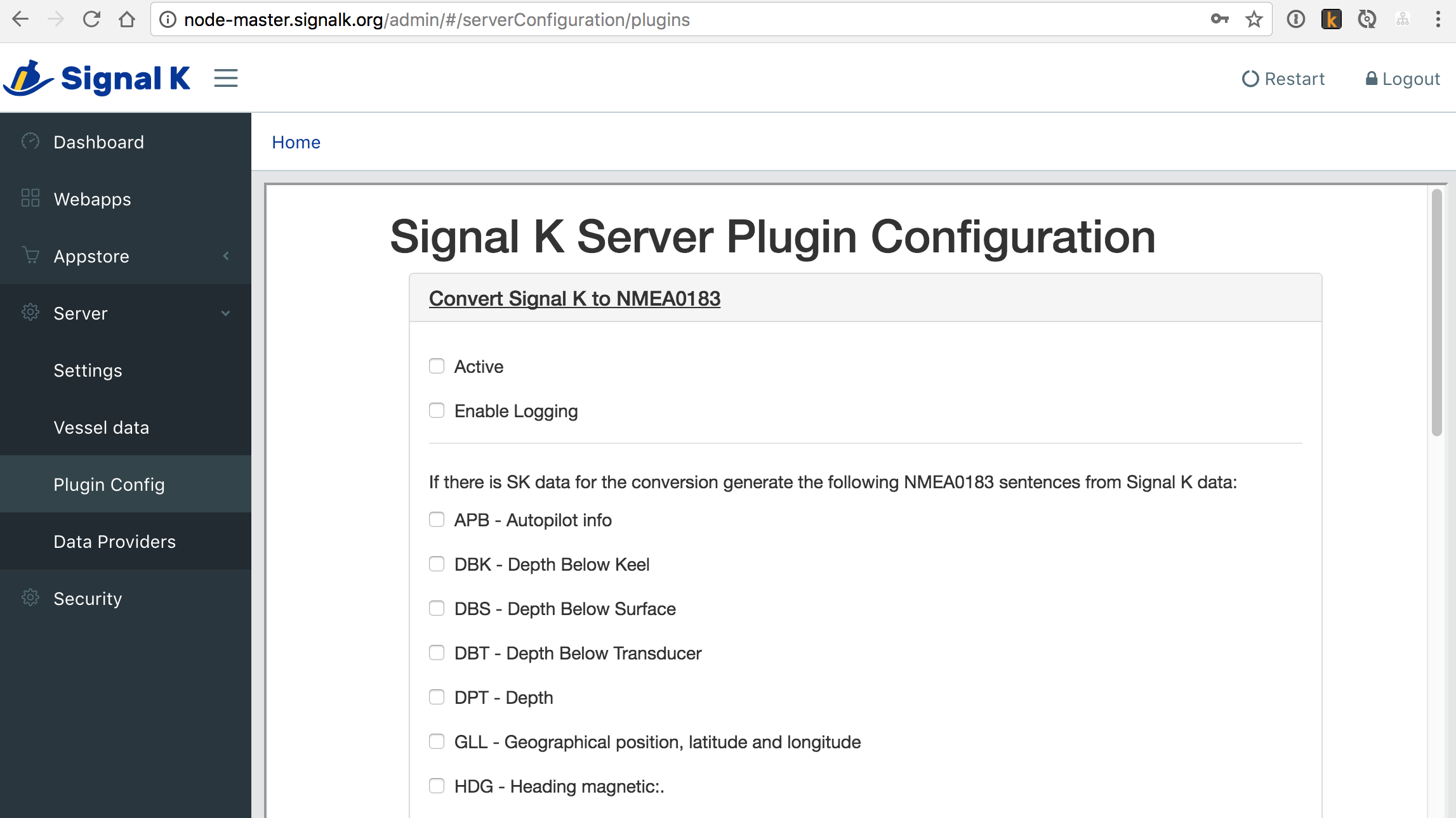 signalk-server-node/SERVERPLUGINS md at master · SignalK
