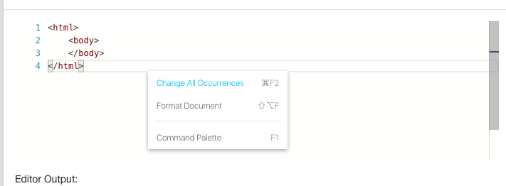 Unable to load covalent code editor getting