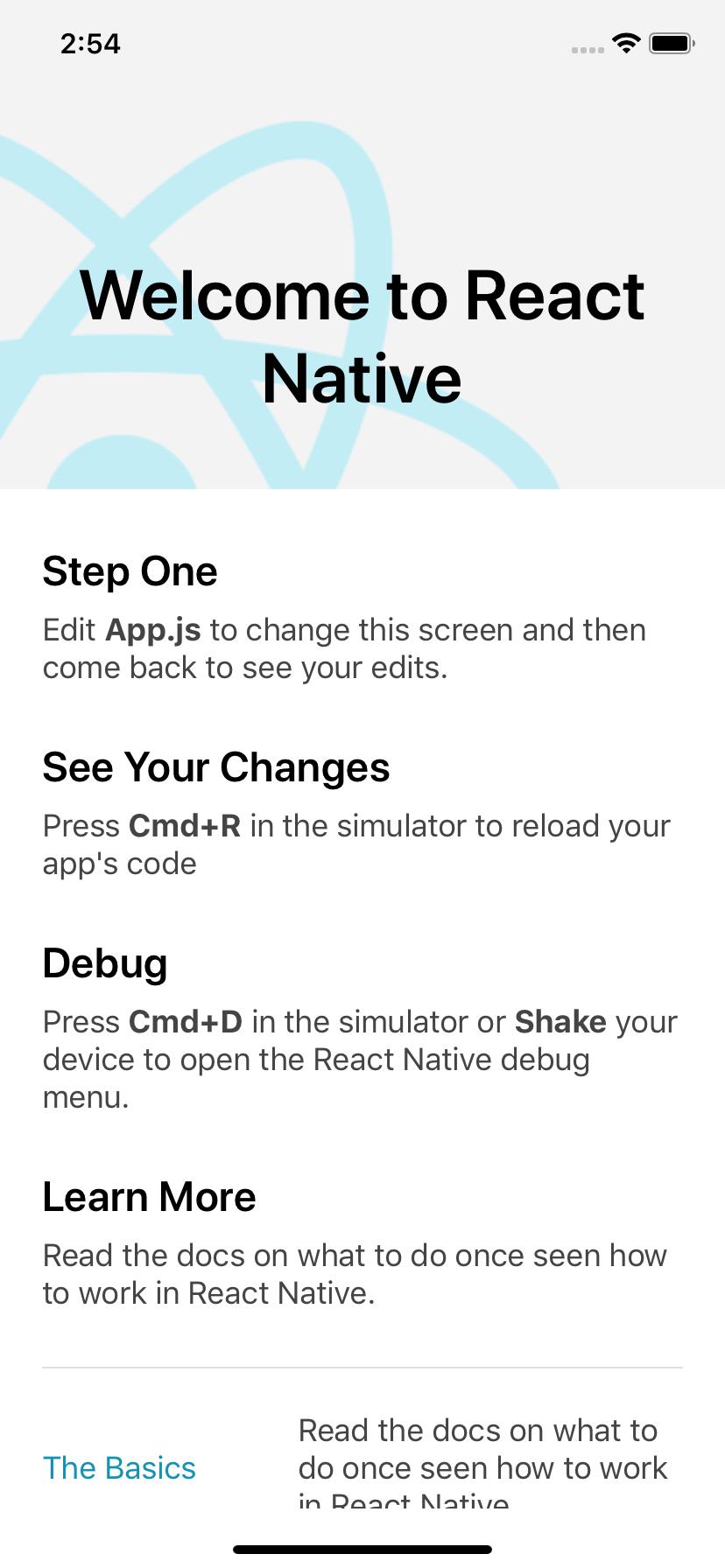 Simulator Screen Shot - iPhone Xʀ - 2019-05-09 at 14 54 20