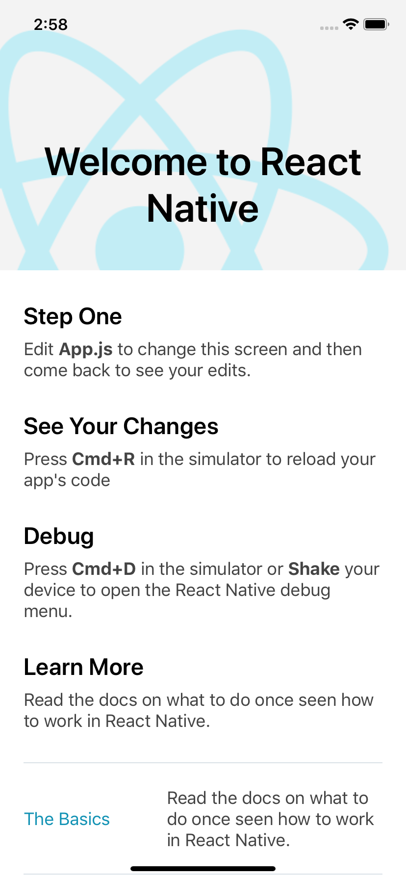 Simulator Screen Shot - iPhone Xʀ - 2019-05-09 at 14 58 23