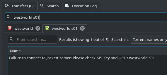qbittorrent search plugins mac