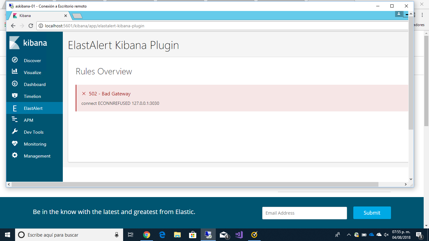 Complete redesign of plugin for Kibana 6 3 · Issue #56