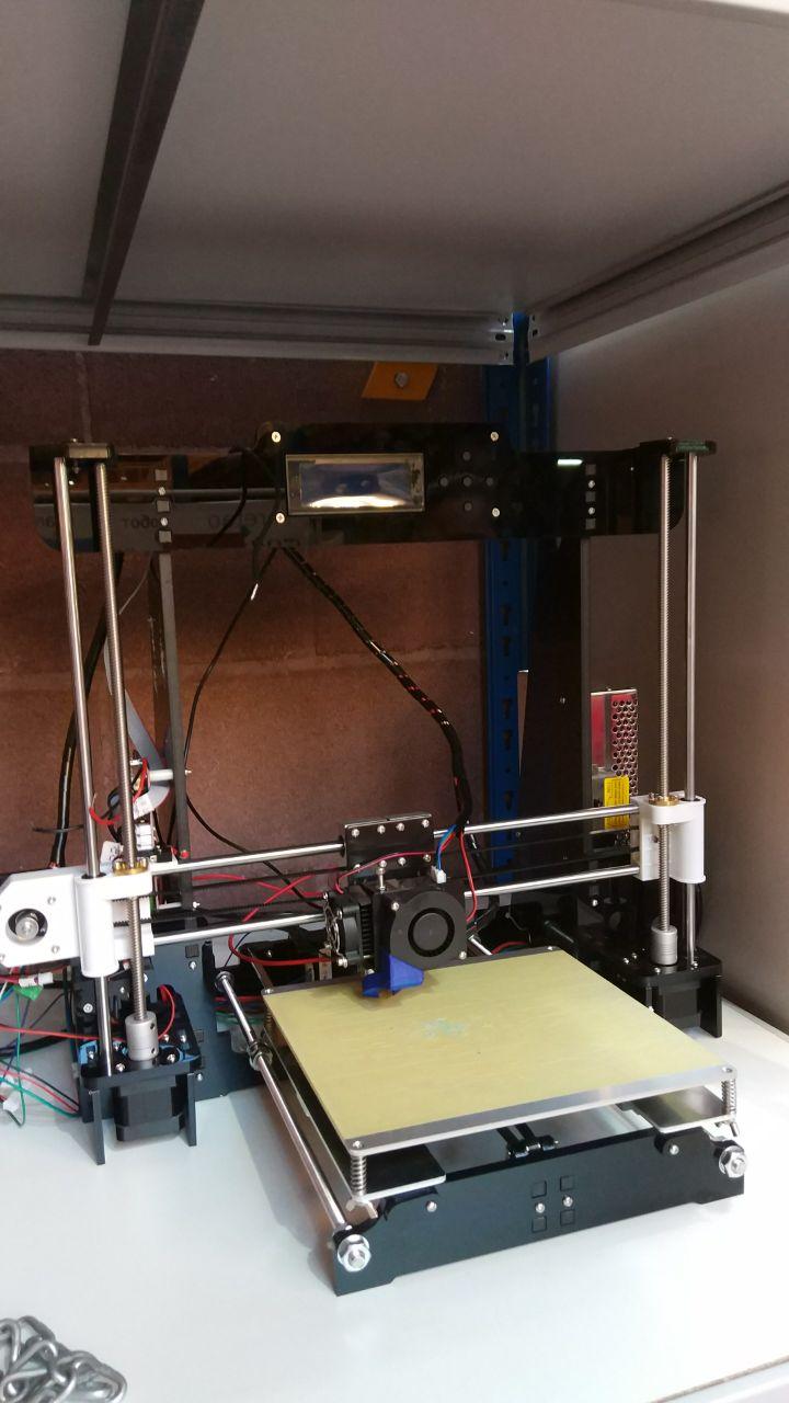 Nueva Impresora Anet